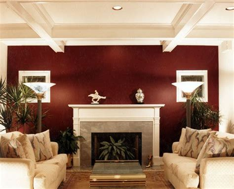 maroon wall paint burgendy accent wall burgundy accent wall in living room