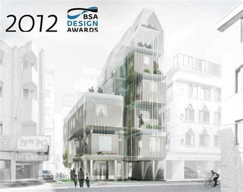 micro housing songpa micro housing wins bsa award approved for construction ssd