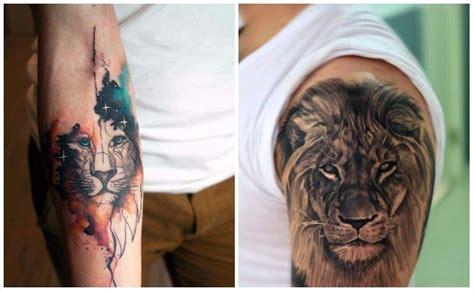 tattoo 3d leones tatuajes de leones y leonas un gran recopilatorio de