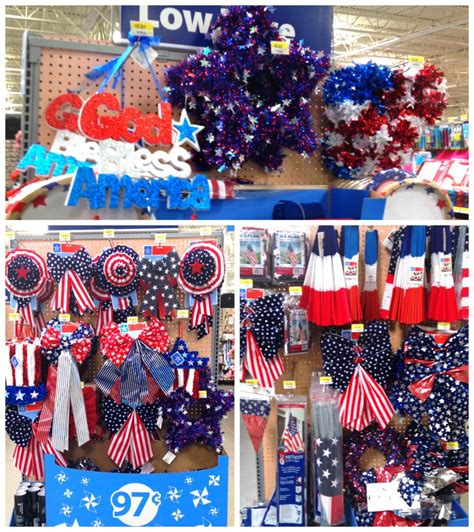 decorations walmart frugal upstate