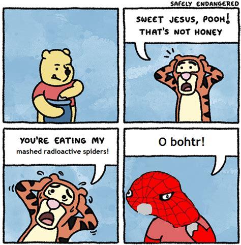 Pooh Meme - sweet jesus pooh that s not honey know your meme