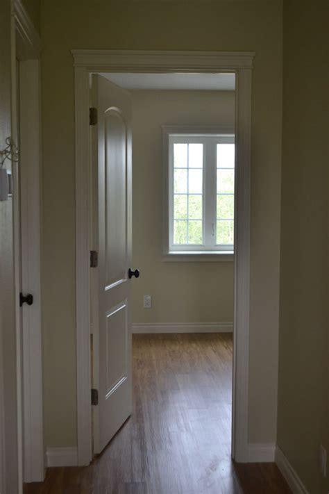 white easy window trim diy projects