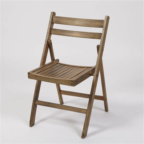Folding Chair by Wooden Folding Chair