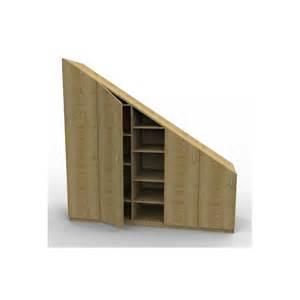 rangement sous escalier alternatif accueil design et