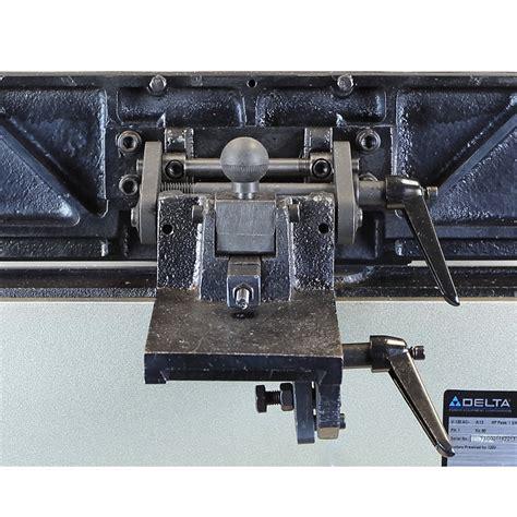 delta power tools     midi bench jointer ct