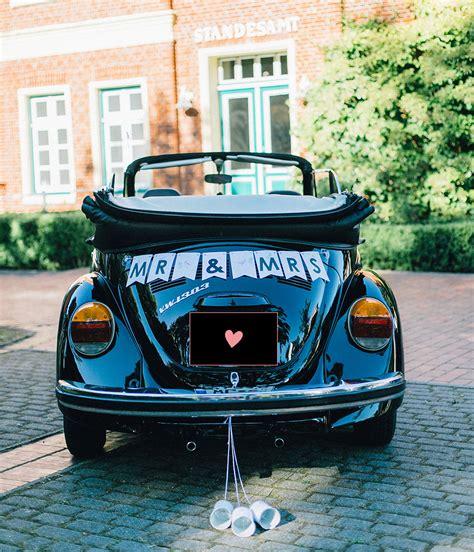 Hochzeitswagen Deko by Diy September Euer Hochzeitsauto Wundersch 246 N Selbst