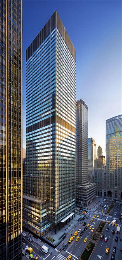 Commercial Bank Floor Plan 277 park avenue the building