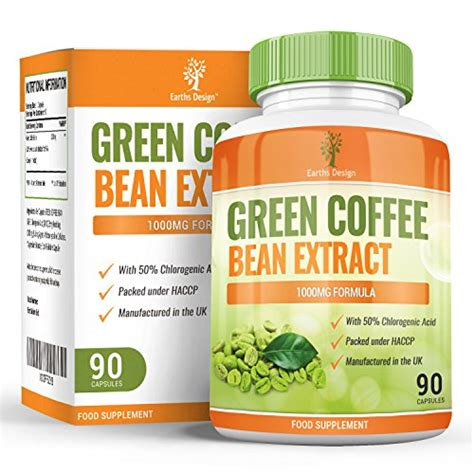 Green Coffee Bean Extract Burner buy green coffee bean extract 2000mg per daily serving is