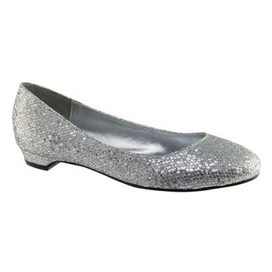 silver small heels fs heel
