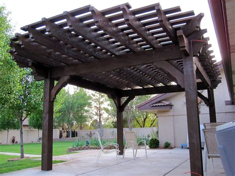 timber pergola kit 20 five arbors pergolas gazebos wrap roof