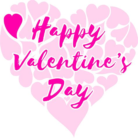 happy valentines in clipart happy s day title with hearts