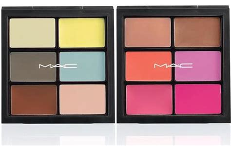 Pink Limited Edition Mood Mist Blue m a c collections new mac 2013 forecast