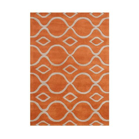 Orange Area Rug 5x8 Mohawk Home Ayanna Kaleidoscope 5 Ft X 8 Ft Area Rug 360092 The Home Depot