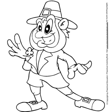 preschool coloring pages for march www preschoolcoloringbook com st patrick s day coloring
