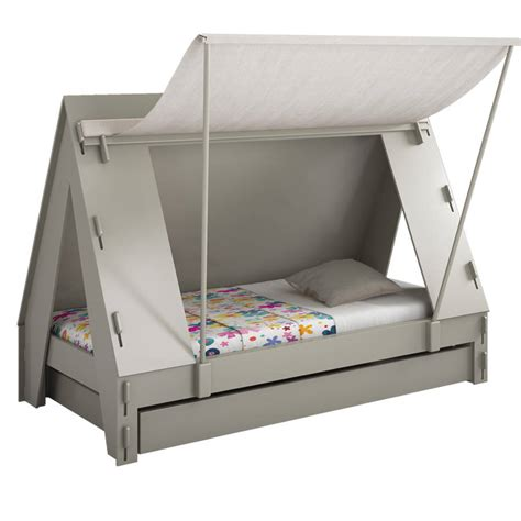 Children S Tent Bed By Idyll Home Notonthehighstreet Com 2ft6 Bunk Beds