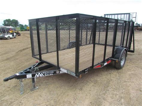 landscaping trailer landscape utility trailers gallery