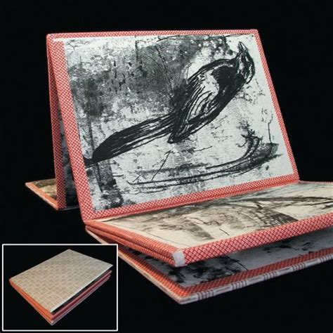 Handmade Artist Books - the handmade book book or sculpture process