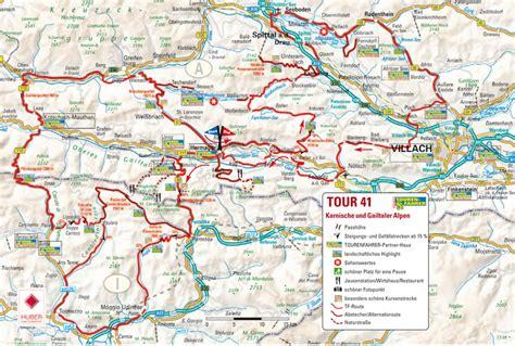 Motorradtouren Grenoble tf alpentour 41 karnische und gailtaler alpen