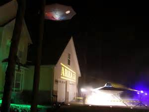 halloween alien decorations ufo invasion halloween decor