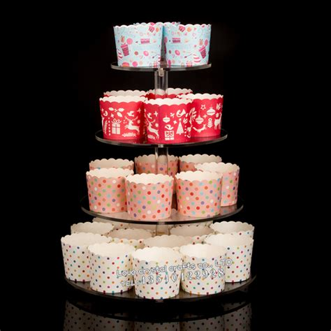 How To Decorate A Tiered Cake by 4 Tier Cake Stand 2016 Wedding Decoration Cake Decorating