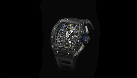 Richard Mile 006 richard mille unveils two limited edition felipe massa watches
