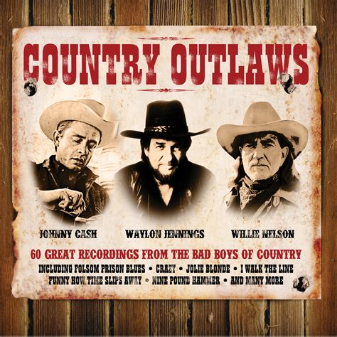 country music group the outlaws country outlaws johnny cash willie nelson waylon jennings