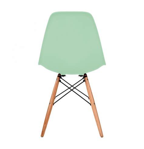 chaise dsw style eames haute qualit 233 coque en plastique mat