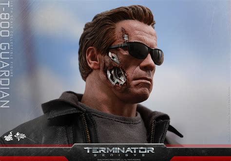 Toys Terminator Genisys T 800 Guardian Battle Damaged 1 6 terminator archives actionfigurepics