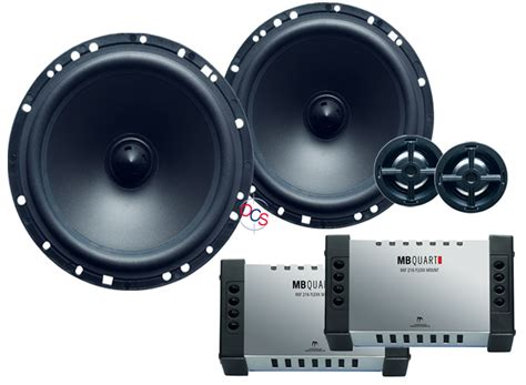 Speaker Mb Quart mb quart rvf 216 6 1 2 quot 2 way component speakers system at ocsdeals