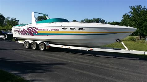 scarab boats wellcraft scarab iii boat for sale from usa