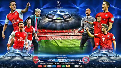 wallpaper barcelona vs arsenal arsenal bayern munchen chions league 2015 by