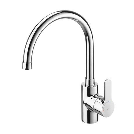 Roca Kitchen Sinks Roca L20 Chrome Kitchen Sink Mixer With Swivel Spout
