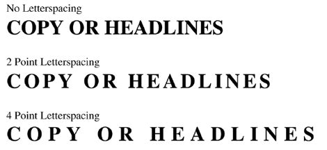 typography leading definition letterspacing barrons dictionary allbusiness