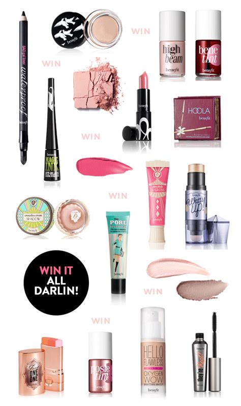 d e s i g n l o v e f e s t 187 benefit cosmetics dream job 04 - Benefit Giveaway