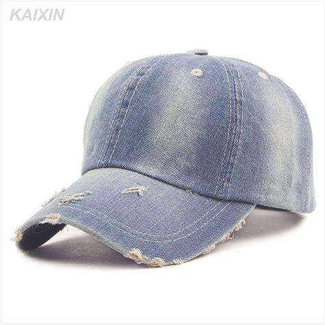 light blue mlb hats custom light blue plain distressed blank cowboy hat denim