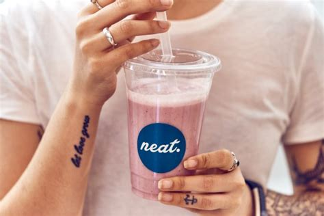Pretty In Pink Our One by Our Pretty In Pink Shake With Neat Nutrition Protein