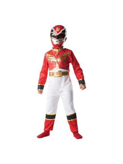 power rangers ranger fancy dress costume