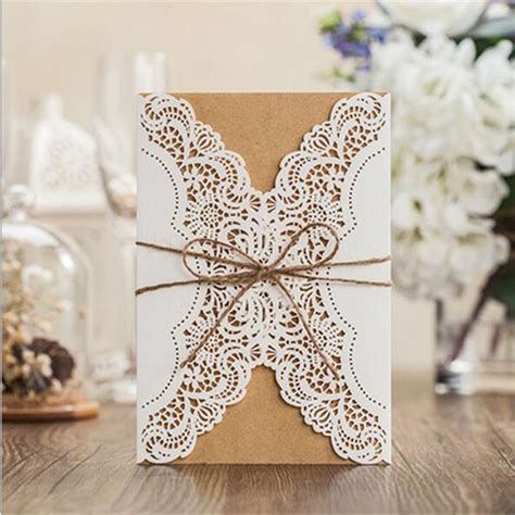 online buy wholesale laser cut invitations from china