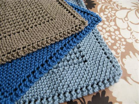 diagonal knit dishcloth pattern diagonal knit dishcloth by trent pattern source