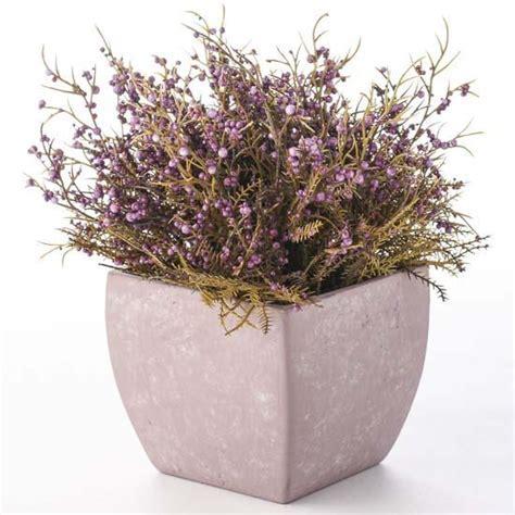 Artificial Lavender Potted Plant   Floral Sale   Sales
