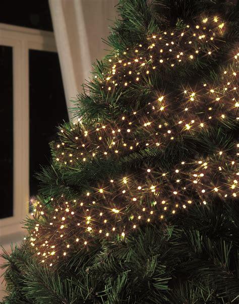 white cluster tree lights 960 led golden glow cluster lights