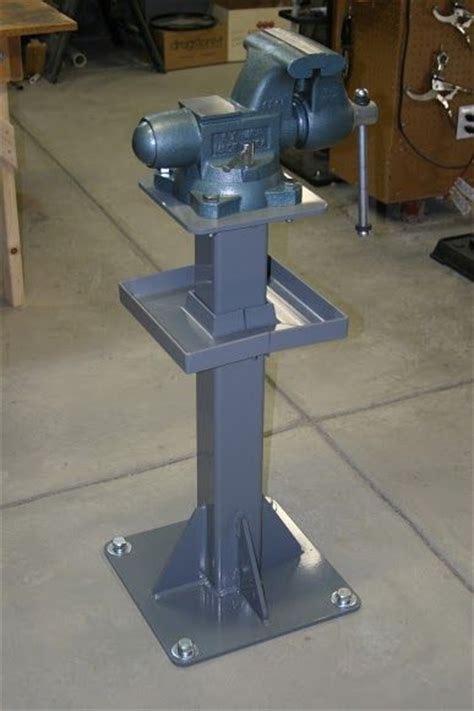 how to make a bench grinder stand posts trays and need to on pinterest