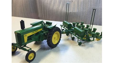 Deere 494 Planter by Deere Custom 530 Wide Front With Jd 494 Planter