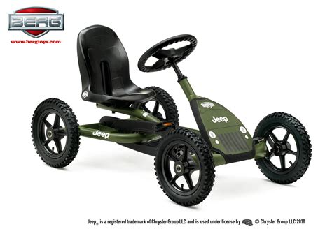 Berg Toys Jeep Junior   Live Well Sports