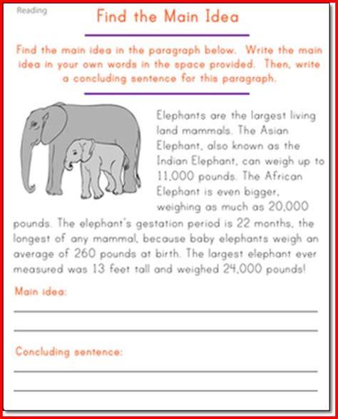 Idea Worksheets 3rd Grade by 3rd Grade Idea Worksheets Project Edu Hash