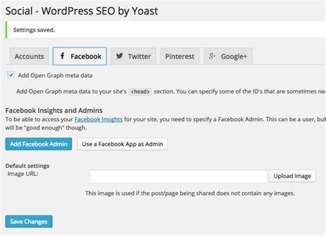 tutorial wordpress seo by yoast yoast wordpress seo tutorial settings