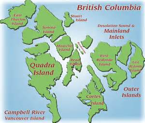 discovery islands columbia quadra island cortes