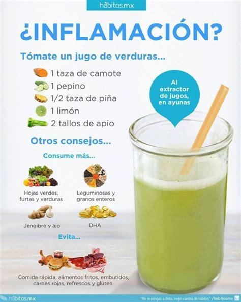 Jugos Detox Para El Colon by Jugo De Verduras Para Reducir La Inflamaci 211 N Salud Y