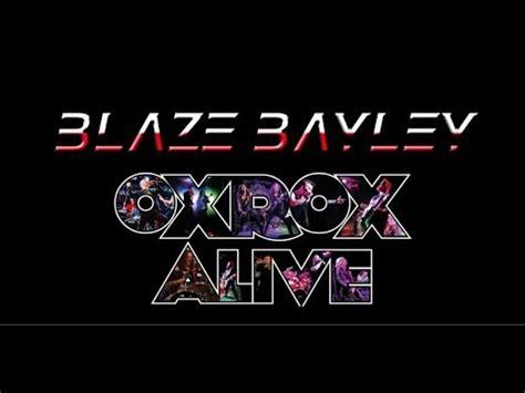 133334 blaze bayley alive in blaze bayley live at oxrox alive 2017 youtube