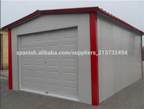 cochera prefabricada coche garaje garage prefabricado casa prefabricada